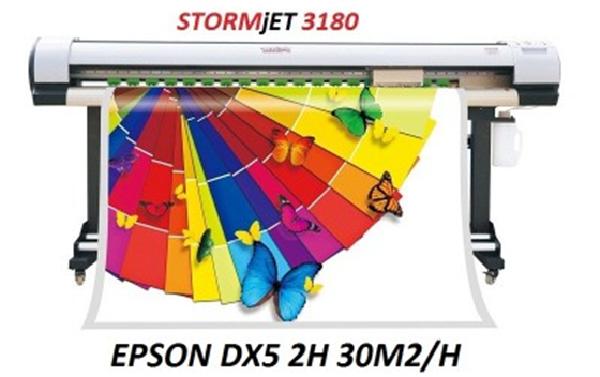 Máy in EPSON DX5 STORMJET 3180