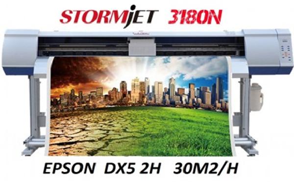 Máy in EPSON DX5 STORMJET 3180N