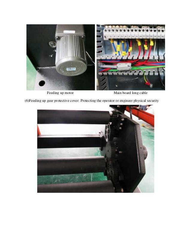 Để tăng khả năng chống nhiễu sóng, máy được trang bị 5 nam châm điện