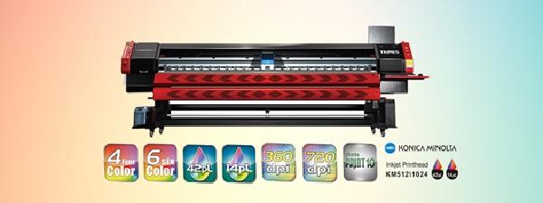 Máy in UV do Công ty Tân Thế Kỷ cung cấp đảm bảo chất lượng, cam kết hàng chính hãng